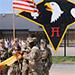 101st Sustainment Brigade Validates for Deployment