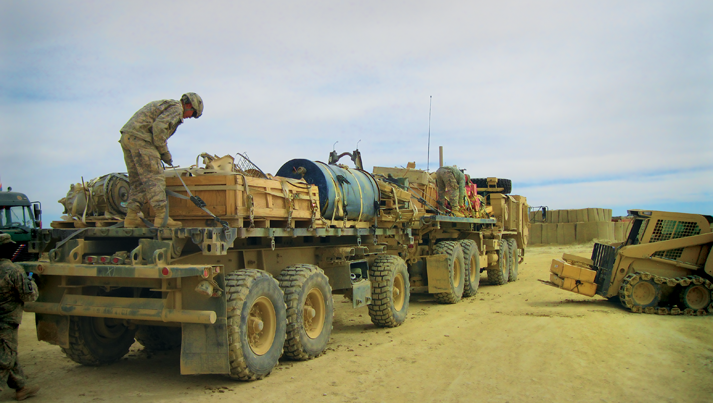 Army Sustainment Magazine-Reverse Logistics Operations in Afghanistan