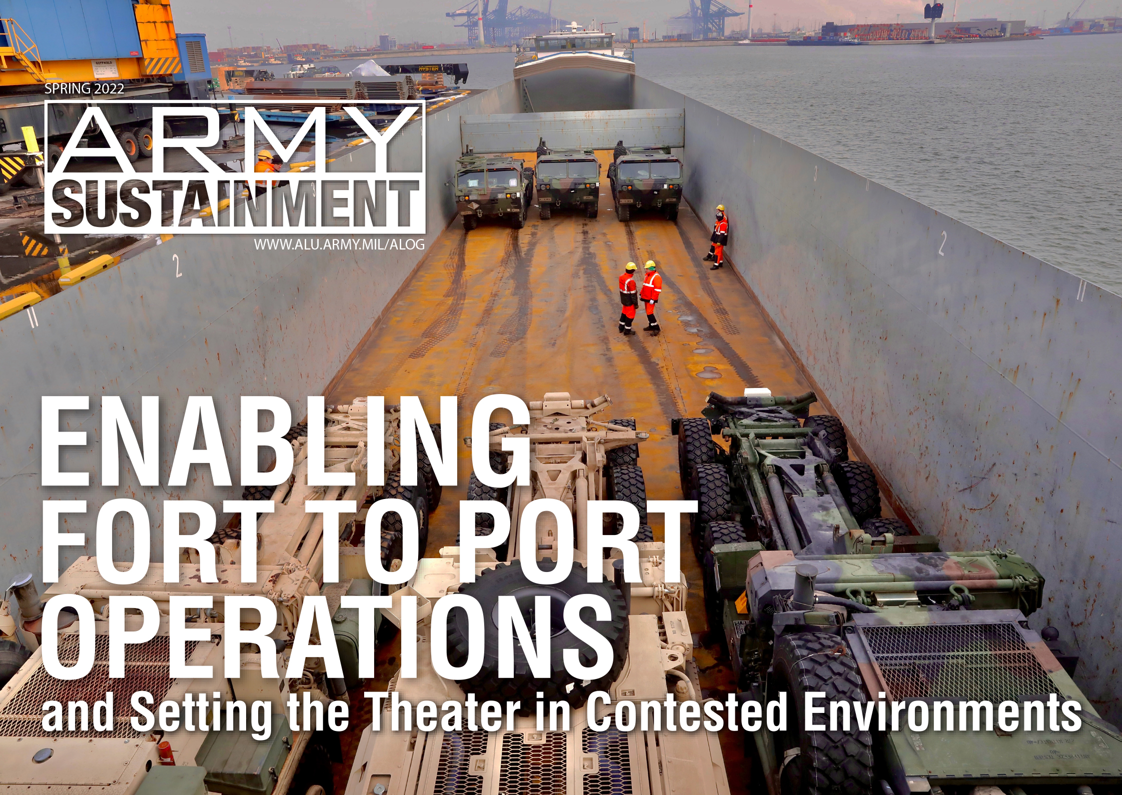 Current issue on www.army.mil